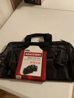 Craftsman 16 Inch And 20 Inch Tool Bag Combo