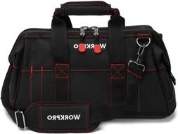 16 Inch Close Top Wide Mouth Tool Storage Bag With Water Pro