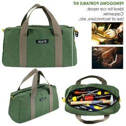 16 inch Oxford Cloth Tool Bag Portable Thick Electrician Bag