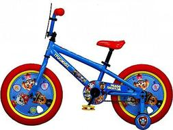 16 inch Paw Patrol Kids Bike