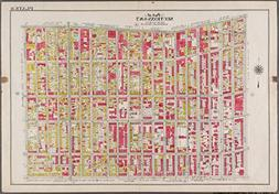 Historic 1908 Map | Plate 8:  | Brooklyn  Atlases of New Yor