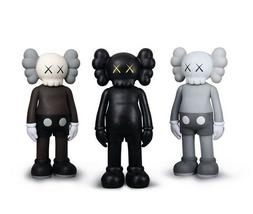 1pc 16 Inch Original fake KAWS Dissected Companion Action Fi