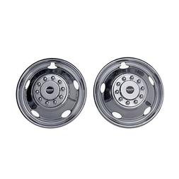 32 2608 16 polished stainless steel wheel