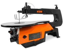 WEN 3922 16-inch Variable Speed Scroll Saw with Easy-Access