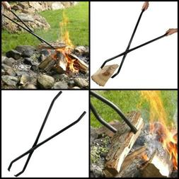"40"" Log Claw Grabber Move Fire Wood Easily And Safely in You"