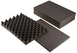 Pelican 1501 Replacement 3 Pc Pick N Pluck Foam Set for 1500