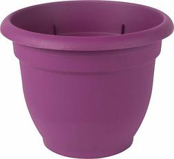 "Bloem Ariana Self Watering Planter, 16"", Passion Fruit"