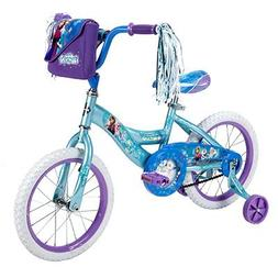 "Huffy Bicycles 41395 16"" Girls Frozen Bike"