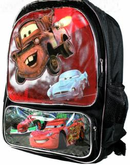 Disney Cars Backpack New with tags 16 Inch x 12 Inch x 4.5 I