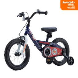 Royalbaby Chipmunk Boys Girls Kids Bike 16INCH Submarine Ste