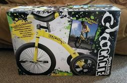 Dynacraft 20 Inch Cyco Cycle Bicycle Unicycle Trike Disconti