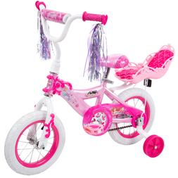 Disney Princess Pink Bike 12 inch and 16 inch Girls Huffy