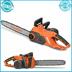 Electric 16 inches Chain Saw Compact Powerful Chainsaw 13Amp