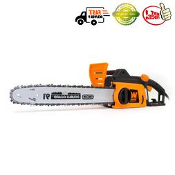 WEN Electric Chainsaw 16 in. 12 Amp Corded Portable Lightwei