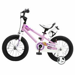 03aab4dc4671 RoyalBaby Freestyle Kid's Bike 16 Inch With Kickstand and