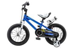 RoyalBaby Freestyle Kid's Bike for Boys and Girls, 12 14 1