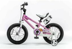 RoyalBaby Freestyle Pink 16 inch Kid's Bicycle