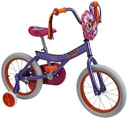 "Dora Girl's Dora & Friends Bicycle, 16"", Purple"