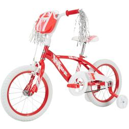 Huffy Glimmer Girls Bike - Quick Connect Assembly - 16 inch