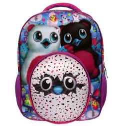 💜 HATCHIMALS 16 inch BACKPACK ✨ - BRAND NEW - HARD TO F