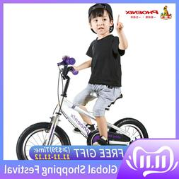 Phoenix High Quality Children Bicycle 2-4-5-6-7 Year Old Boy
