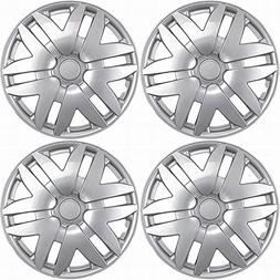 OxGord Hub-caps for 04-10 Toyota Sienna  Wheel Covers 16 inc