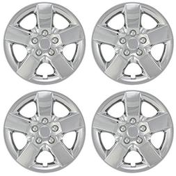 Hub-caps for 08-13 Nissan Rogue  Wheel Covers 16 inch Snap O