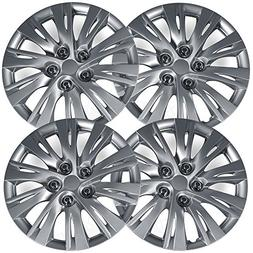 OxGord Hub-caps for 12-16 Toyota Camry  Wheel Covers 16 inch