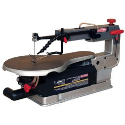 "16"" Inch Variable Speed Scroll Saw Shop Heavy Duty Wood Tool"