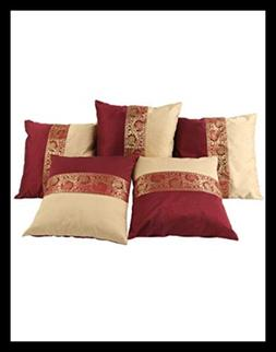 Indian Cushion Cover Home Décor Ethnic Throw Pillow Covers