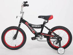 Kids BMX Bike for Boys 16 Inch with Removable Training Wheel