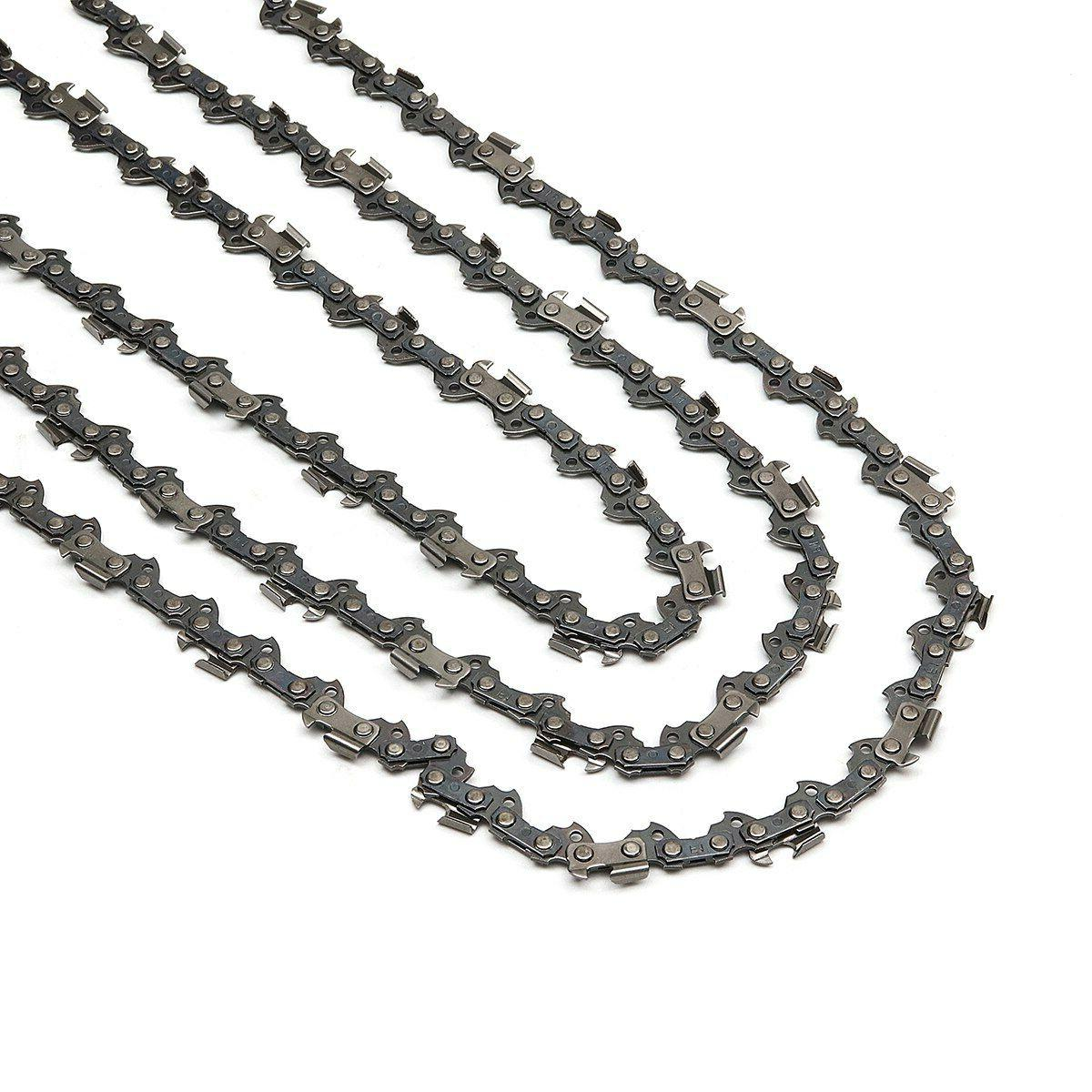 16 Chain Guide Bar Chains for STIHL 009 012 MS180