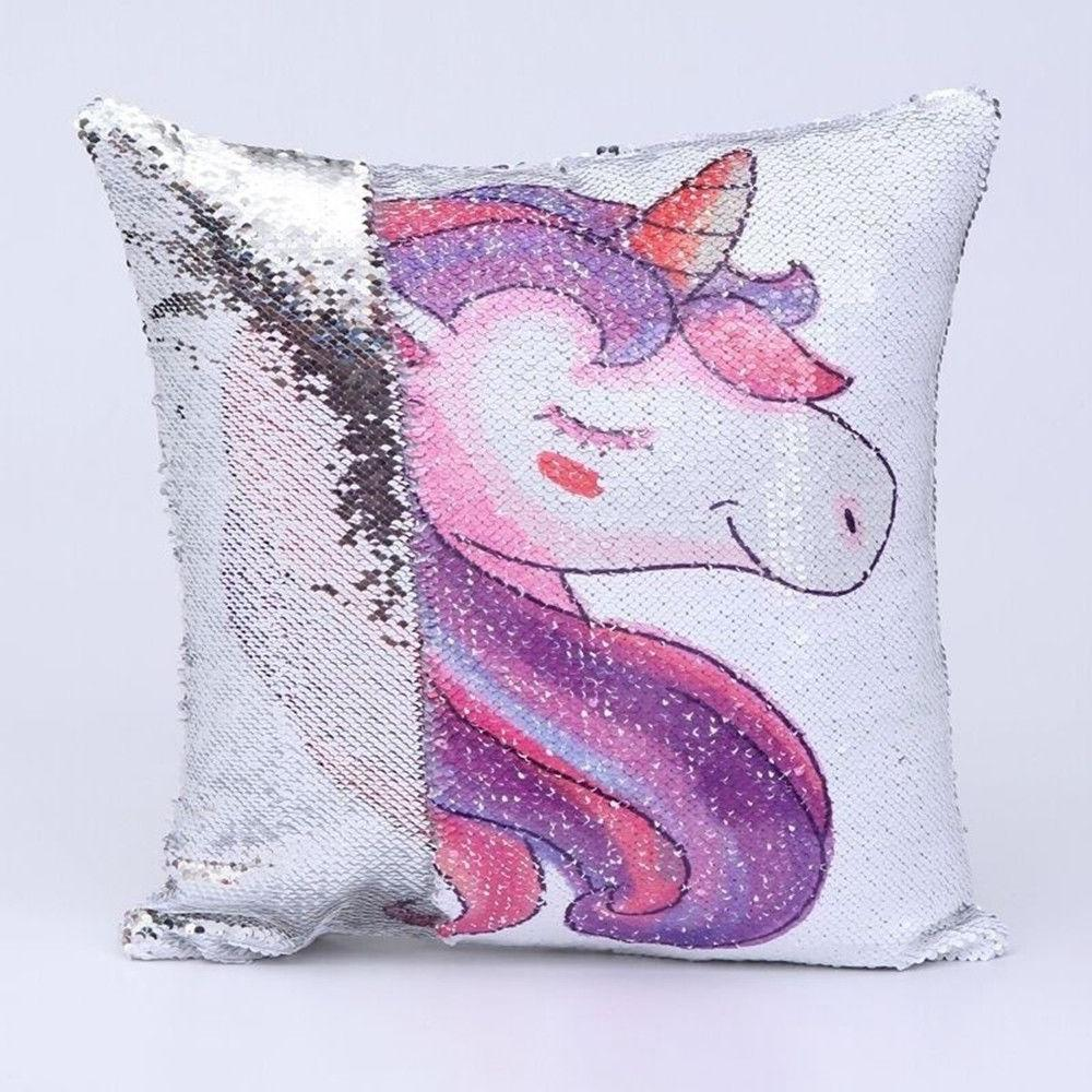 16 Inch Unicorn Cushion Case Covers