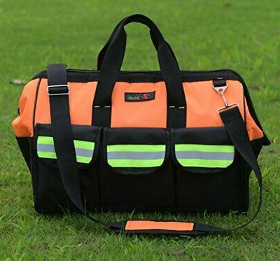 ZOJO 16 Inch Reflective Tool Bags For Men