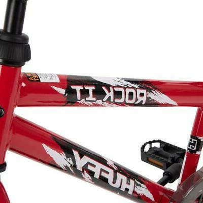 Kids Bike for Boys, 5-9 yrs ,44 56 in, Hot Red