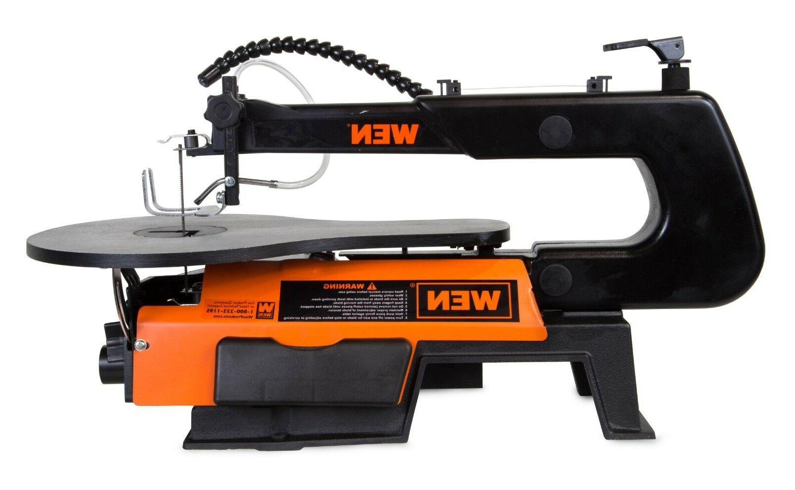 WEN 3921 16-inch Two-Direction Variable Scroll