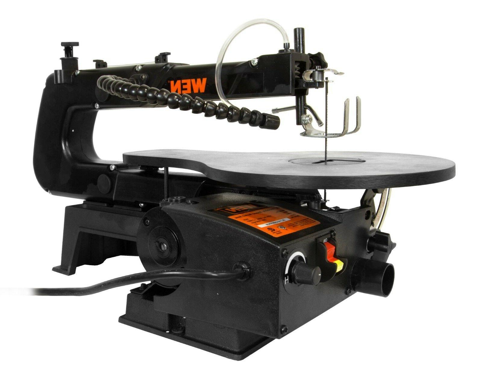 WEN 3921 16-inch Variable Speed Scroll Saw