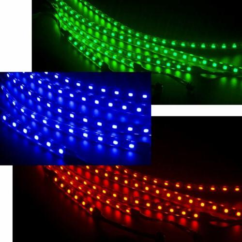Light Strips Motorcycle Multi-color