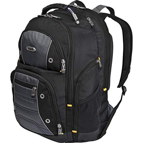 Targus Drifter II for Laptop, Black/Gray