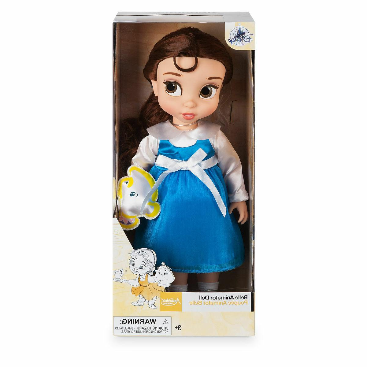 animators collection belle doll 16 inch