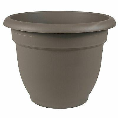 Bloem 100533305 Bloem Ariana Self Watering Planter, Pepperco