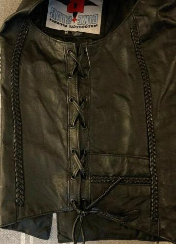 Bike Motorcycle Leather M