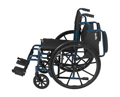 Drive Streak Wheelchair with Flip Back Desk Arms Elevating Rest
