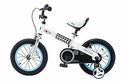 Royalbaby Buttons 16 inch with kickstand and training wheels