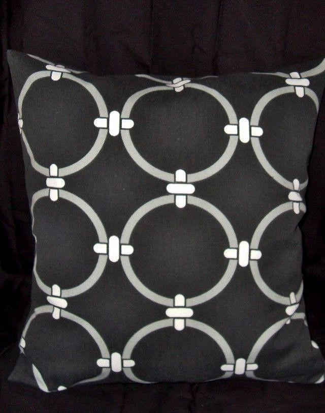 decorator weight cotton 16 inch pillow cover