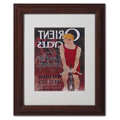 """Trademark 42"""" by Wood Frame"""