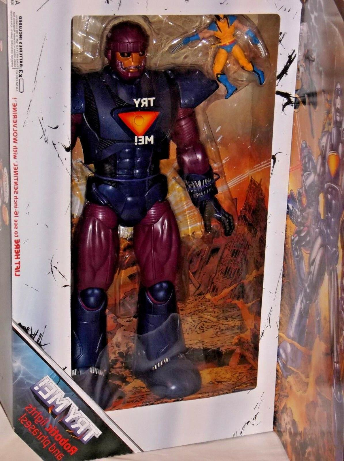HASBRO Universe SENTINEL X-men Purple