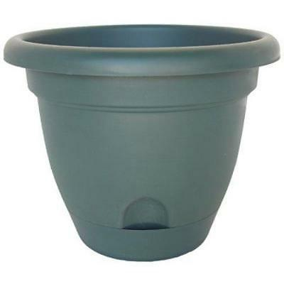 Bloem Living LP1652 Lucca Self-Watering Planter, 16-Inch, Mi