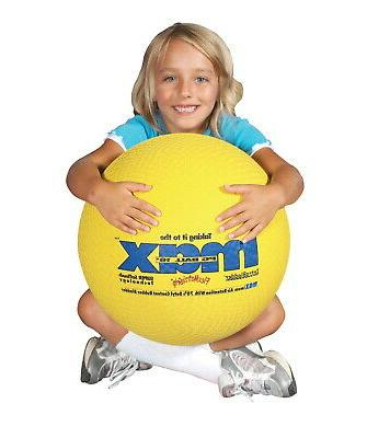 max utility ball yellow 16 inches