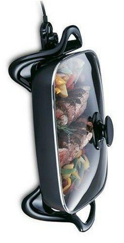 New 06852 16-Inch Electric Skillet Cover
